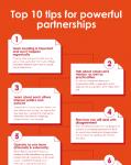 UK Top ten tips for powerful partnerships